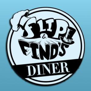 Flip & Finds website graphic